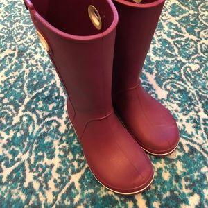 Keen rain boot size 6